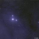 B 42 - Dark Neb and IC 4604 - 130606,                                Jorge stockler de moraes