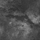 IC 1318 Ha,                                Benoit Gagnon