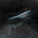 Pencil Nebula (NGC 2736) - LRGBHOO - Chile CDK 17 Contest [New process],                                Harold Freckhaus