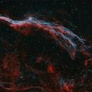 NGC6960 Veil Nebula,                                astrotf
