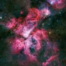 Carina Nebula Moasic,                                Lancelot365