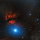 Nebulosa Fiamna,                                Mirco Bretta