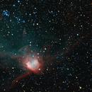 NGC 602,                                Mark