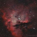 NGC281 - Pacman (Ha+OIII),                                astrotaxi
