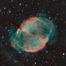 M27 Dumbbell Nebula,                                Debra Ceravolo
