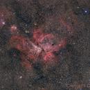 Eta Carinae wide,                                Gerson Pinto