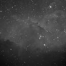 Closeup of Seagull Nebula,                                Bob