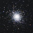 M5 Globular Cluster,                                Mahmange