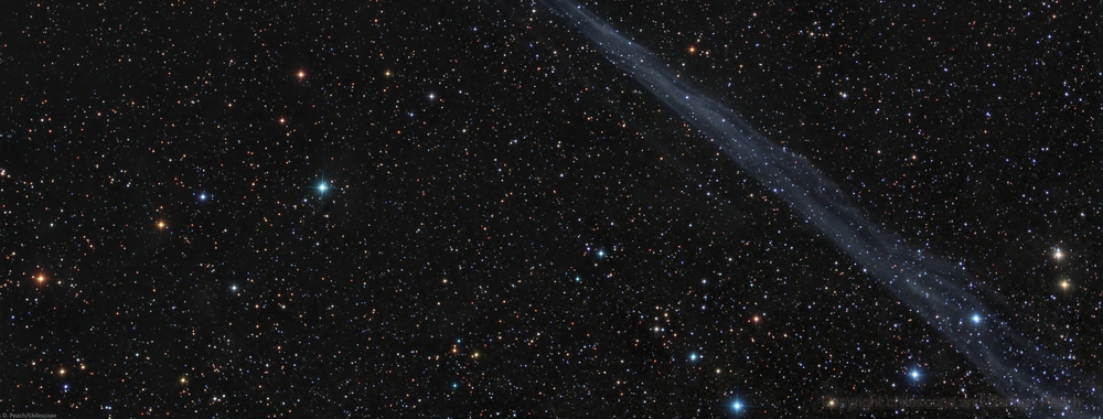 Comet C/2020 F8 (SWAN) on May 2nd.,                                chilescope