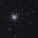 M13 (Hercule) / Orion 200mm / Canon 450d / ,                                DOFFIN François