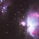 M42 Orion Nebula,                                Adam Bailey