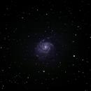 Galaxie du Moulinet : M101,                                Jgl2206