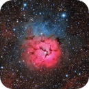 Messier 20 - Crop,                                Maicon Germiniani
