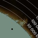 Solar prominence,                                Jonas Aliotti Jr