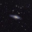NGC7331,                                Frédéric Girard