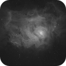 M8 with ASI183MC OSC camera and Ha filter - Hyperstar.  Looks like mono.,                                Freestar8n