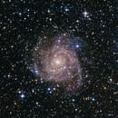 IC 342/C5/Hidden Galaxy,                                John Kroon