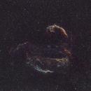 Veil Nebula Complex @ 135mm,                                Vencislav Krumov