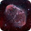 Crescent Nebula,                                Astro_Sholo