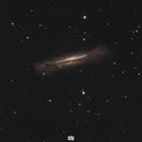 NGC 3628 - Galaxie du Hamburger,                                AstroBofix