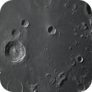 Bullialdus Crater and Rimae Hippalus,                                Anthony Quintile