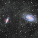 M81 and M82,                                sydney