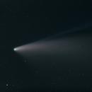 Comet NEOWISE   7/18/20,                                Aaron Hakala