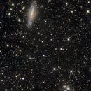 NGC 7331 & Stephan's Quintet,                                Benoit Gagnon