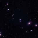 Markarian's Galaxy Chain,                                Ed Albin