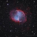 M27 Dumbbell Nebula,                                Chuck Manges