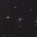 M 86 Galaxy group,                                Fenton