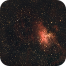 Eagle Nebula  IC 4703   /   M16,                                Günther Dick