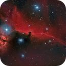 It's Been Cloudy for Weeks. I'm Jonesing for AP. So I Reprocessed The Horsehead (B 33),                                Josh Woodward