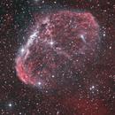 NGC 6888 bicolor H-alpha OIII,                                antares47110815