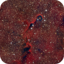 IC 1396 - Elephant Trunk,                                Per Jensen