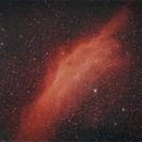 NGC 1499 The California Nebula,                                HMRphoto