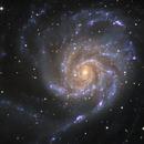 Messier 101,                                Simon Großlercher