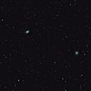 M 95, M 96 (and some faint fuzzies),                                K. Schneider