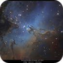 M16 and close up to the Pillars of Creation 6/27/2012,                                rigel123