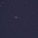 NGC7331,                                Matthew Terrell