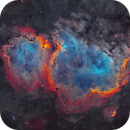 Sh2-199 - Soul Nebula,                                Yannick Akar