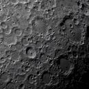 Tycho - Maginus - Longomontanus - Clavius,                                Guillermo Spiers
