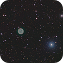 M97 and Hickson 50,                                Mike Wiles