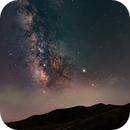The Road To Universe - Milky Way,                                Michele Trungadi