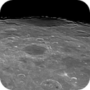 Mare Humboldtianum & Gauss crater -- 6 hours after full moon,                                Jean-Marie MESSINA