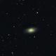 M64 Black Eye Galaxy,                                Derek Foster