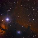 IC 434 & NGC2024,                                Seb13850