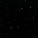 A flat galaxy and a bear claw (IC 2233 & NGC 2537 - Bear Paw Galaxy),                                gigiastro