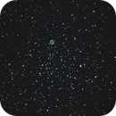 M46 and NGC 2438,                                Steven Bellavia