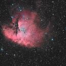 NGC281 - Nébuleuse Pacman,                                Xaxas